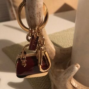 NWOT Authentic Burberry keychain